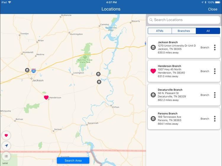 Decatur County Bank Biz iPad screenshot-4