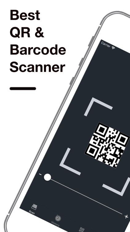 Barcode Scanner -qrcode reader screenshot-0