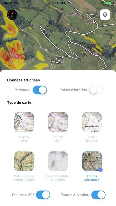 IGNrando' – Hiking in Franceのおすすめ画像2