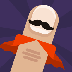 ‎Finger Hero: Avoid Obstacles