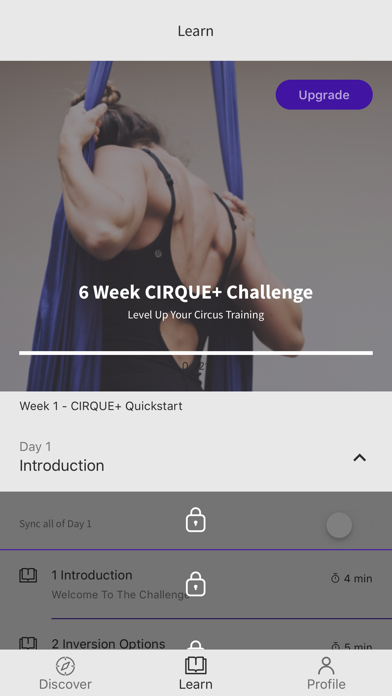 CirquePlus screenshot 1