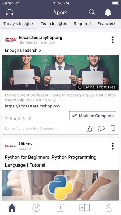 EdCast - Knowledge SharingScreenshot of 1