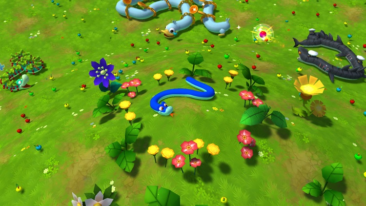 Snake Rivals - io snakes game screenshot-0