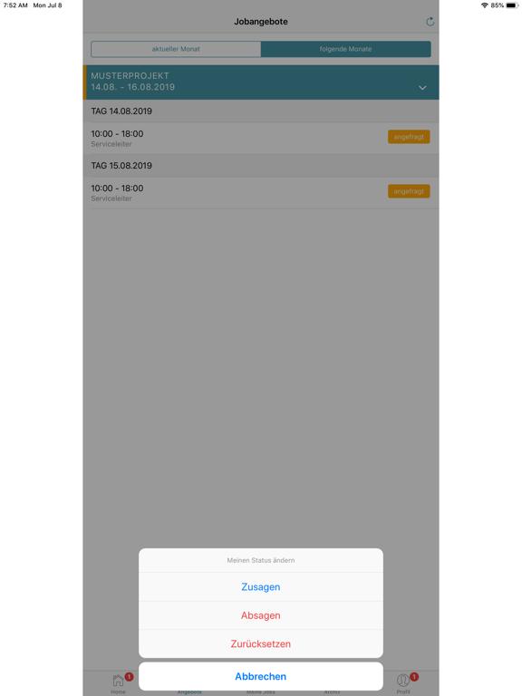 JobWerk screenshot 6