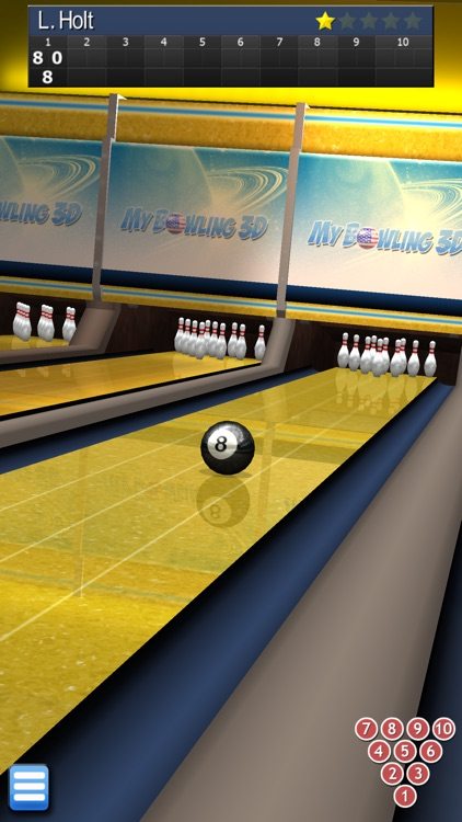 My Bowling 3D screenshot-6
