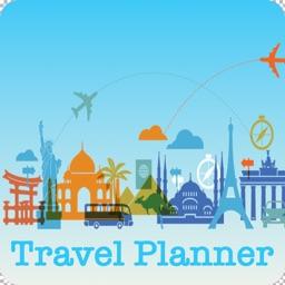 My Travel Planner by CJT