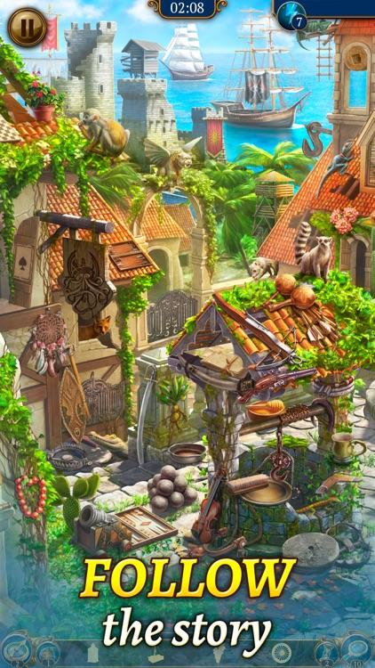 The Hidden Treasures Adventure screenshot-4