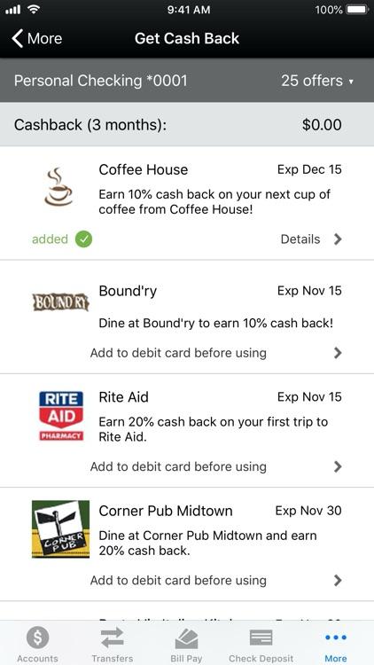 Q Mobile Banking screenshot-6