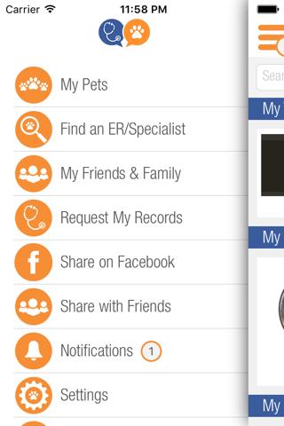 VitusVet Pet Medical Records - náhled