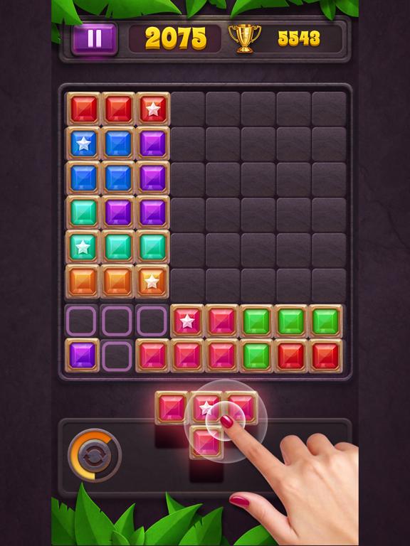 Block Puzzle: Star Gemのおすすめ画像4