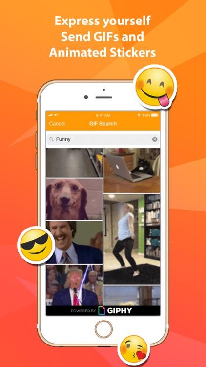 VoipZilla secure messenger screenshot-5
