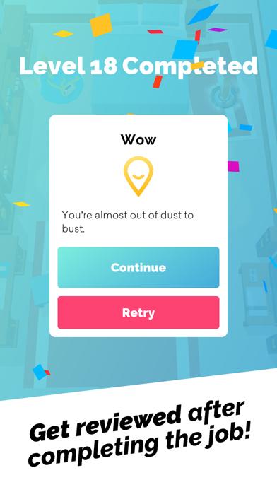 Silly Robot Clean-Up screenshot 5