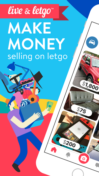 İndir letgo: Buy & Sell Used Stuff Pc için
