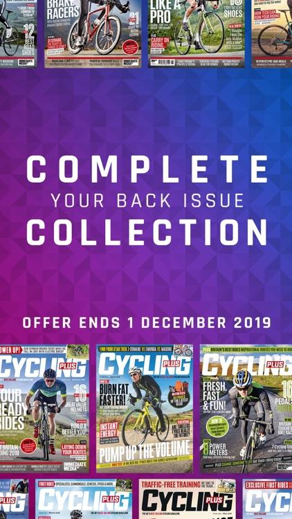 Cycling Plus Magazine screenshot-0