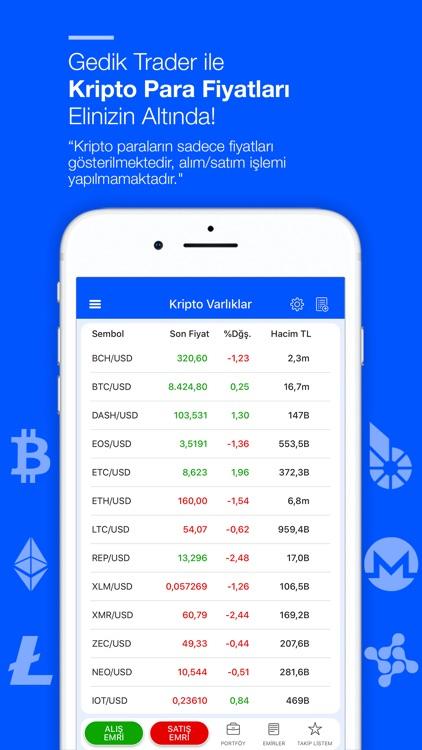 Gedik Trader screenshot-4