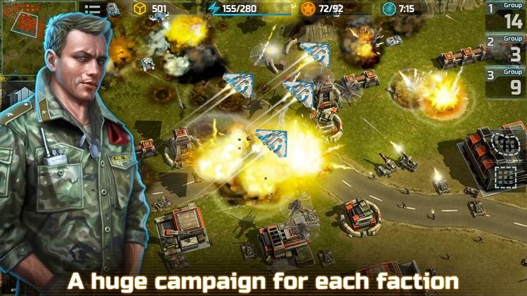 Art Of War 3:RTS Strategy Game screenshot-4