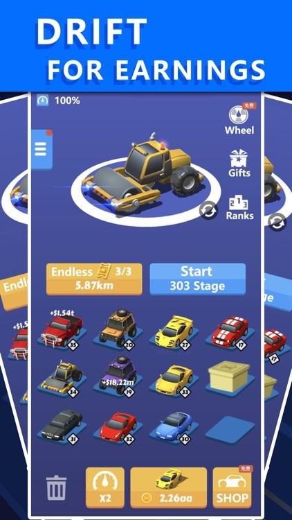 Drift Race 3D screenshot-0