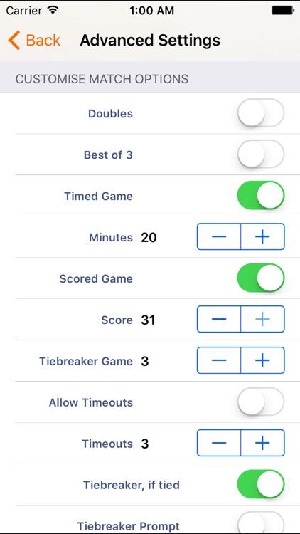 Handball Scoreboard screenshot-3