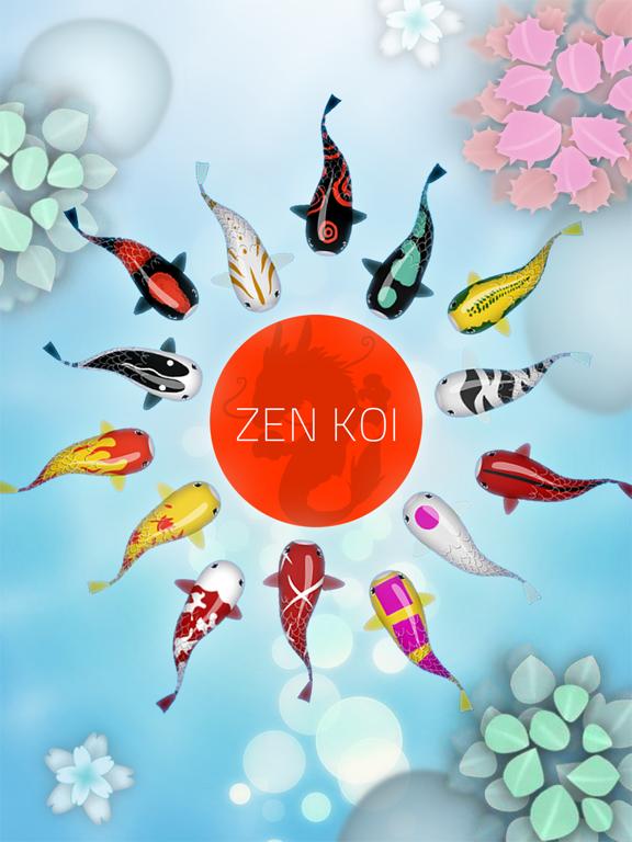 Zen Koi - 禅の鯉のおすすめ画像1