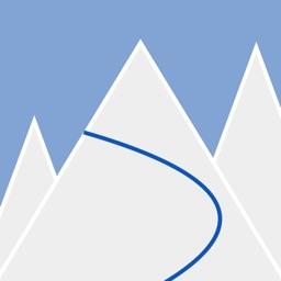 Ski Tracks - GPS Ski Tracker