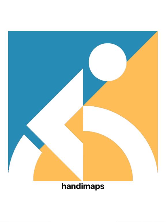 Handimaps iOS screenshot #1