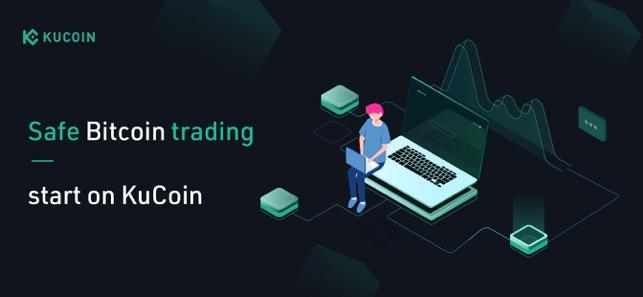užstatas bitcoin kucoin