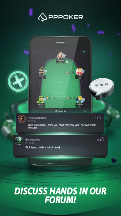 PPPoker-Holdem, Omaha, OFC screenshot-4