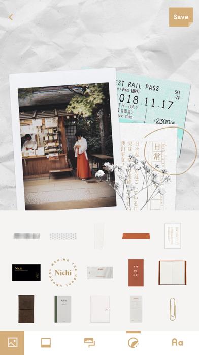 Nichi: Collage & Stories Maker by 北京缪客科技有限公司 (iOS