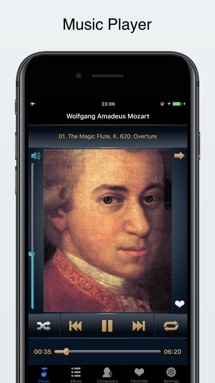 classical music offline player screenshot-2
