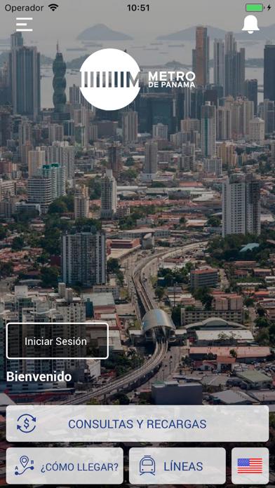 Metro de Panamá Oficial screenshot three