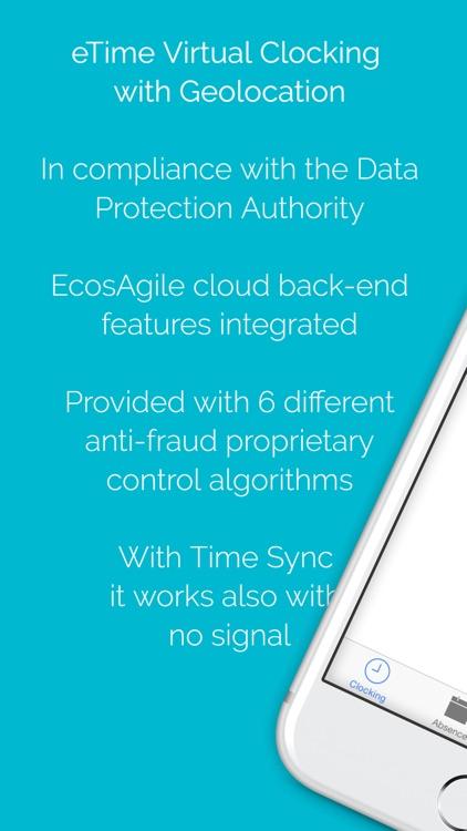 eTime Clocking & Tracking Hour