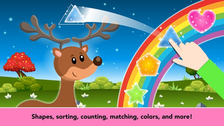 123 Bubble Kids Learning Games screenshot-3