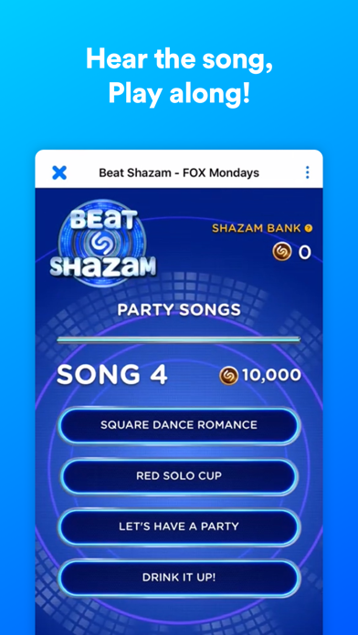 Download Shazam for Pc