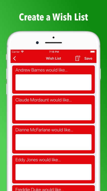 Secret Santa - gift exchange screenshot-9