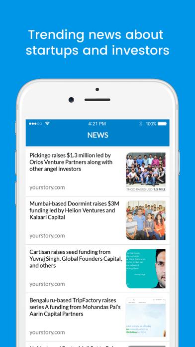 Go Bloom - Discover Start-ups screenshot four