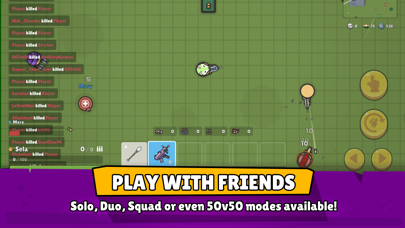 ZombsRoyale.io screenshot two