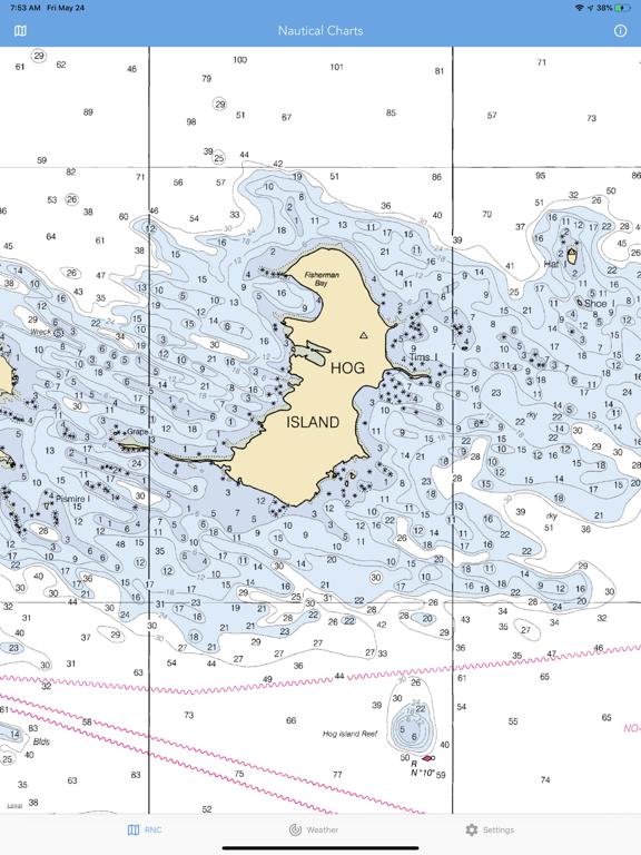 Nautical Charts & Maps screenshot 15