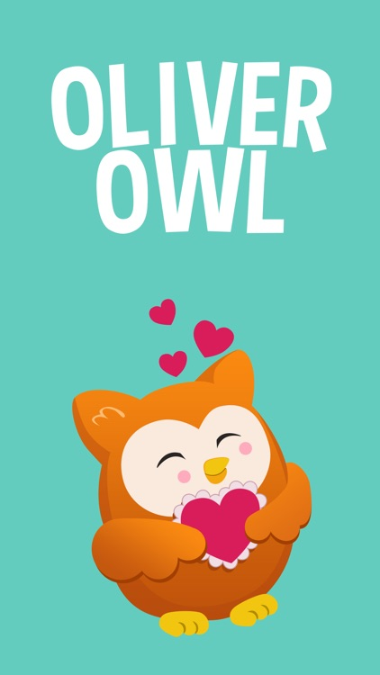 Oliver Owl Stickers