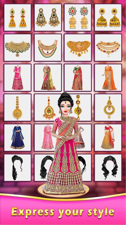 Indian Wedding Doll Maker