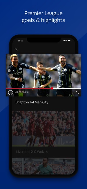 Sky Sports on the App Store