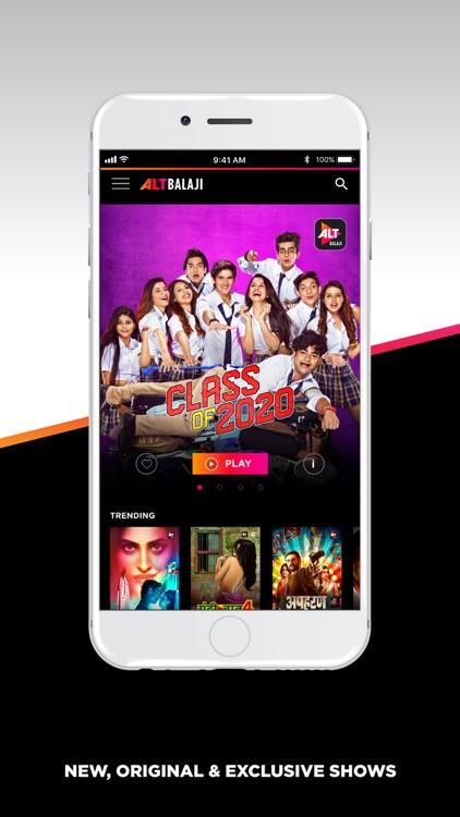 ALTBalaji – Webseries & Movies screenshot-0