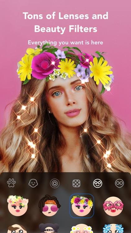 Super Cam | Face Filter Selfie screenshot-6