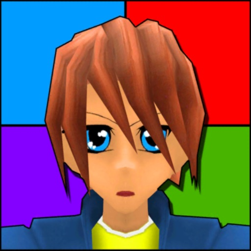 Animetris - Match 3D