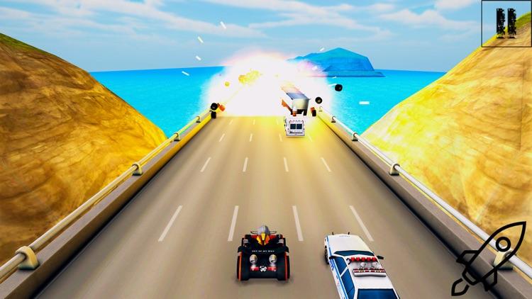 Drive And Shoot : Death Race screenshot-3