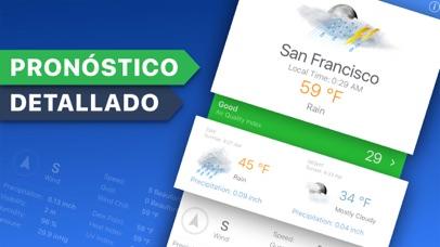 Screenshot for Radar del Tiempo Clima in Chile App Store