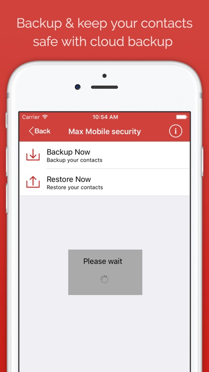 Max Mobile Security