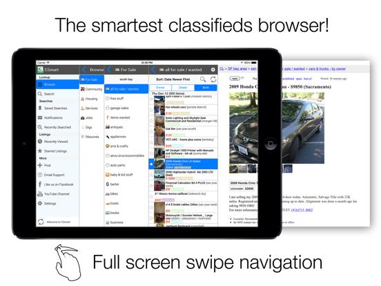CSmart for craigslist - Free classifieds app screenshot