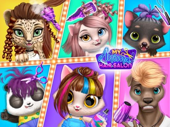 My Animal Hair Salon screenshot 14