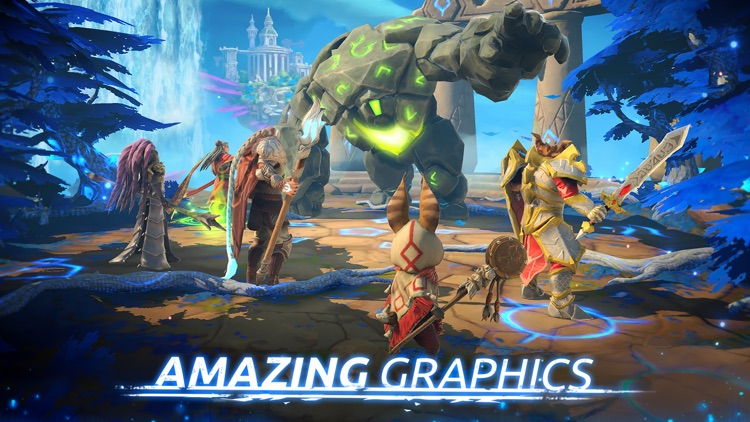 Age of Magic: Turn-Based RPG screenshot-3