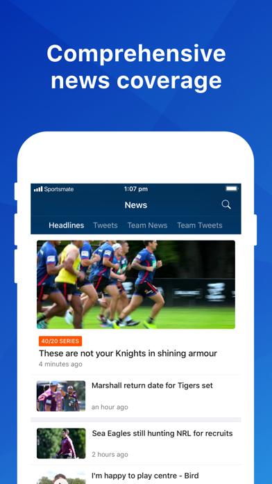 Download League Live: NRL Scores & News for Pc